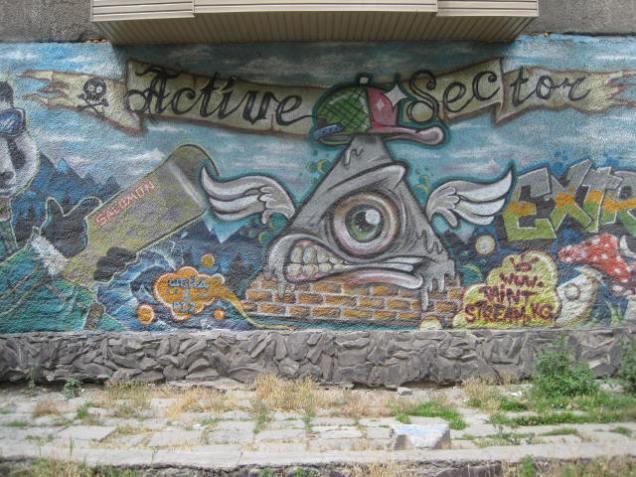 bishkek street art 2