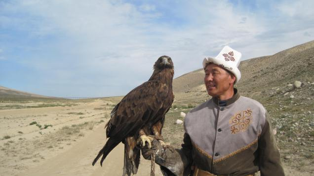 talmar and tumara the eagle